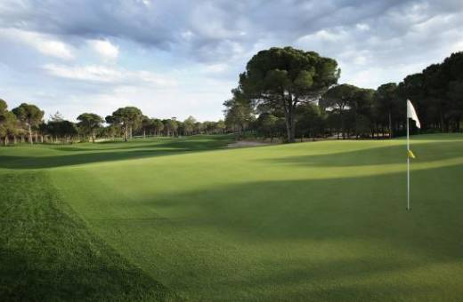 Maxx Royal Belek | Montgomerie Course