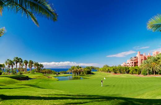 Abama Golf & Spa Resort | Abama Course