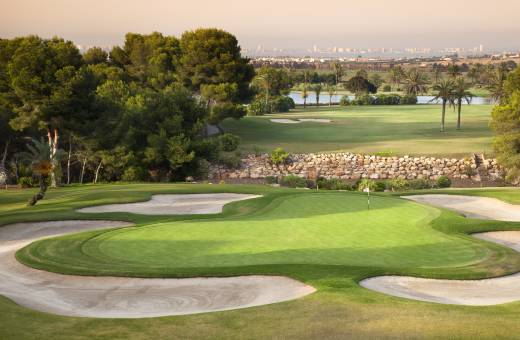 La Manga Club - 3 parcours - West - North - South
