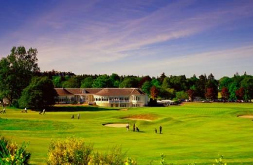 Gleneagles Golf Courses