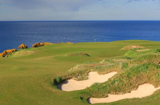 Golf de St Andrews | The castle course