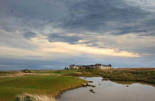 Fairmont St Andrews | The Torrance Course