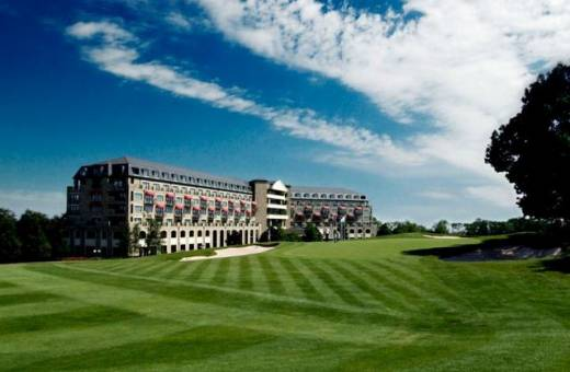 The Celtic Manor | The Roman road Course