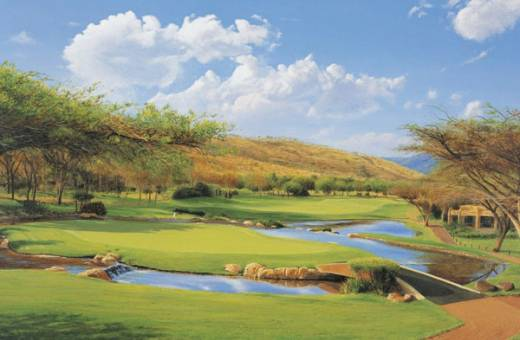 Gary Player Course