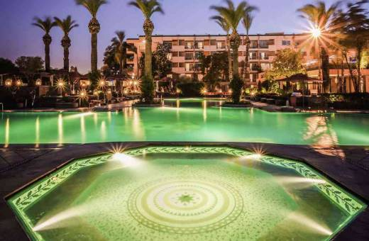 Hotel Sofitel Marrakech Palais Imperial - 5*