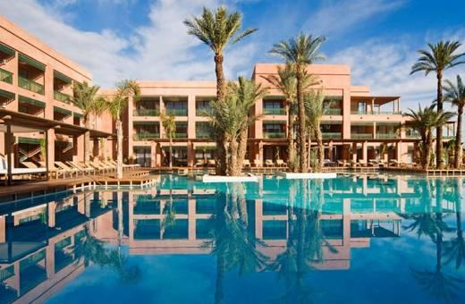 Hotel du Golf Marrakech -5*