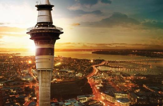 Hotel Sky City Auckland - Cat 4*