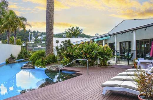 Paihia Pacific Resort Hotel - Cat 3*