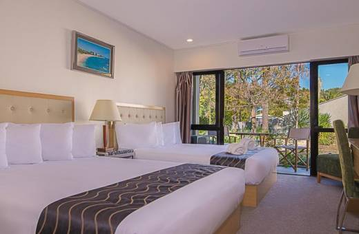Paihia Pacific Resort Hotel - Cat 3*