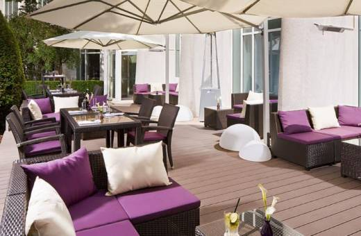 Munich Mariott Hotel