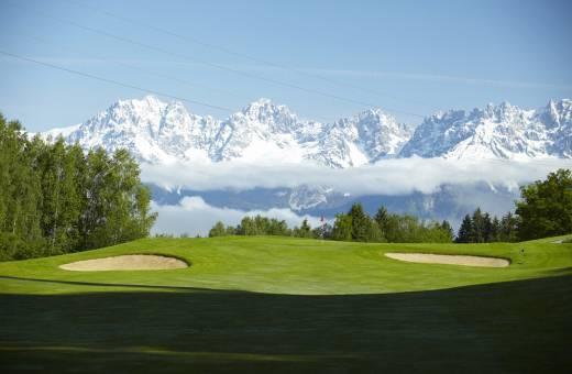Golf et détente au Tyrol