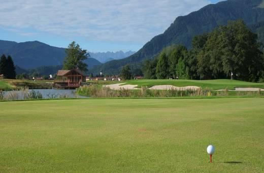 Golf et détente en Bavière et extension dans le Tyrol Autrichien