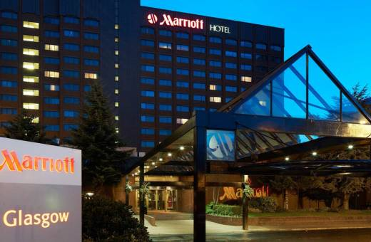Glasgow Marriott Hotel - 4*