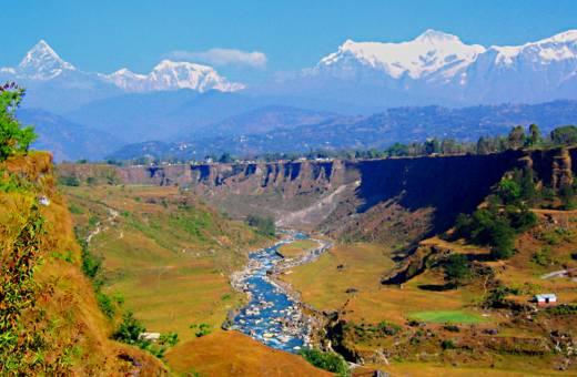 The Himalayan Golf Course