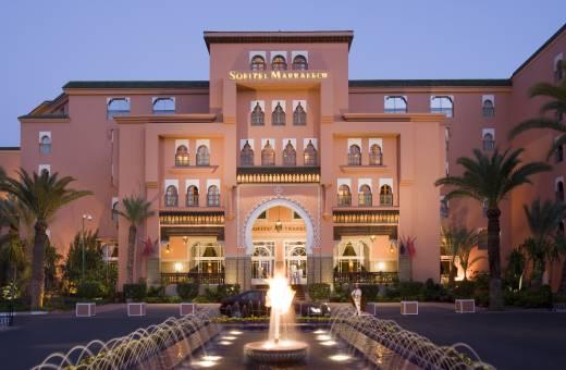 Sofitel Marrakech Lounge & Spa -5*