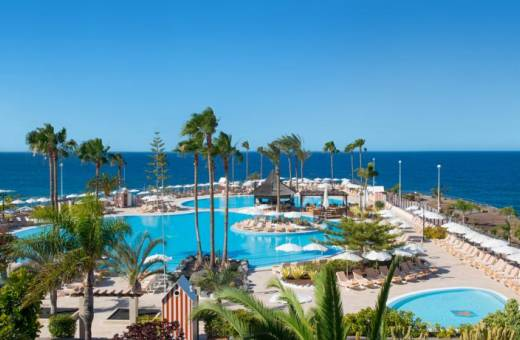 Iberostar Selection Hotel Anthelia 5*