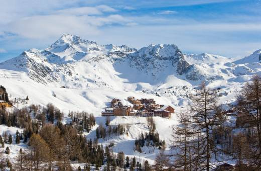 Club Med Aime La Plagne - 3 Tridents