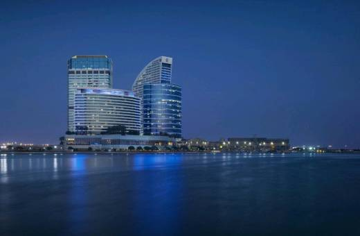 Hotel Crowne Plaza Dubai Festival City - 4*