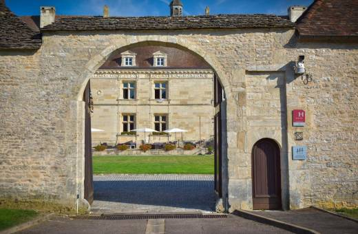 Hotel-Golf Château De Chailly 4*