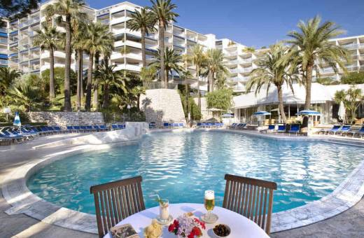 Hotel Novotel Cannes Montfleury  4*