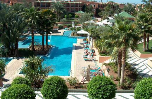 OFFRE STAGE PRO - HOTEL PALMERAIE PALACE MARRAKECH 5*