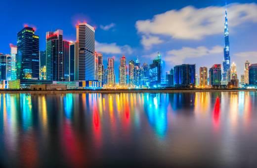 VIVEZ LA RACE TO DUBAI GRANDEUR NATURE ! DU 15 AU 19 NOVEMBRE 2018