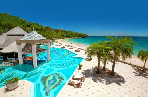 Hotel Sandals Regency La Toc - 4* ALL INCLUSIVE