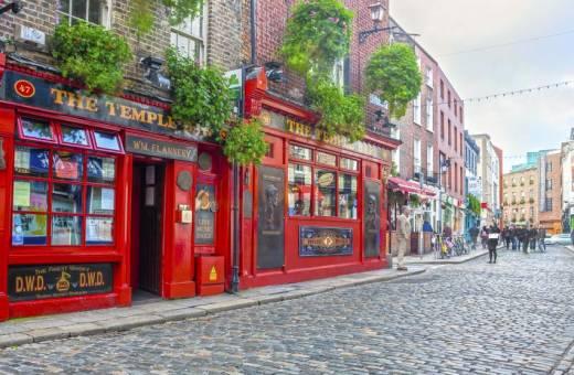 Autotour Région de Dublin - 4 jours - 3 Nuits - 3 Green-fees