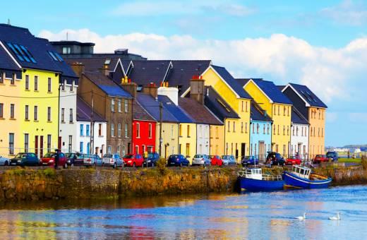 Autotour 5 jours - 4 nuits  - Le Connemara et la région de Galway