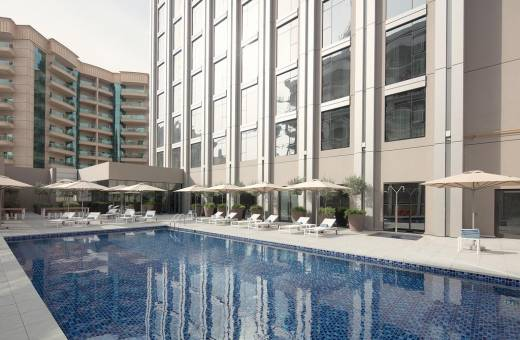 Hotel Rove Healthcare City - 3*