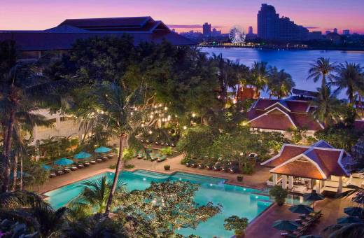 Anantara Riverside Bangkok Resort - 5*