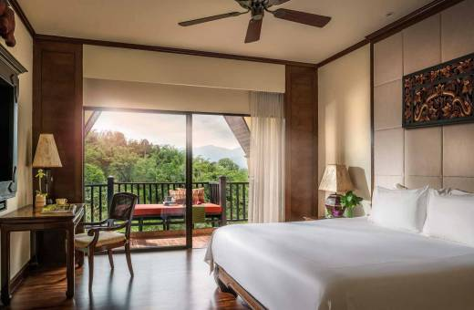Anantara Golden Triangle Elephant Camp & Resort - 5*
