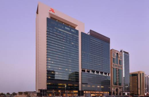 Marriott Hotel Downtown Abu Dhabi - 5*