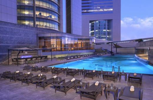 Hotel Jumeirah Emirates Towers - 5*