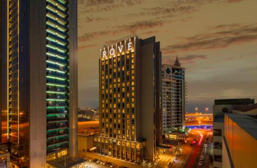 Rove Dubaï Marina - 3*