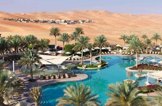 Hotel Qasr Al Sarab Desert Resort - 5*