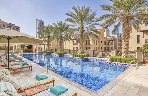 Manzil Downtown Dubaï - 4*