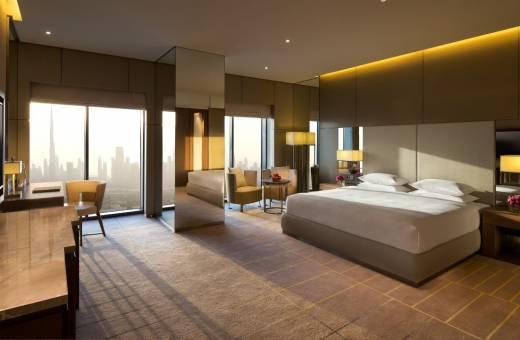 Dubai Hyatt Regency Creek Heights - Cat 5*