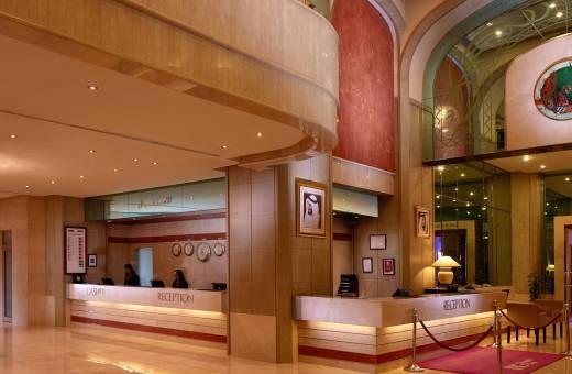 Crowne Plaza Dubai - 4*
