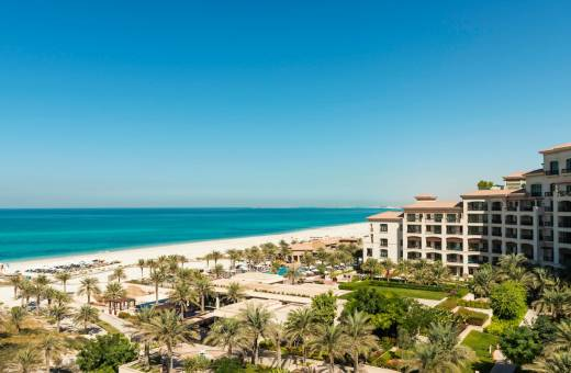 The St Regis Saadiyat Island Resort - 5* Luxe