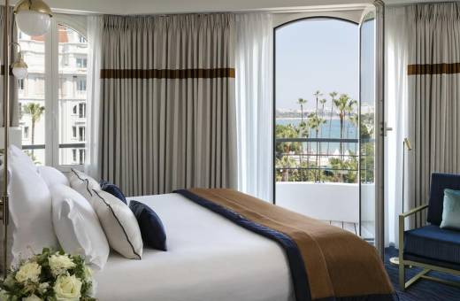 Hôtel Barrière Le Majestic Cannes - 5*
