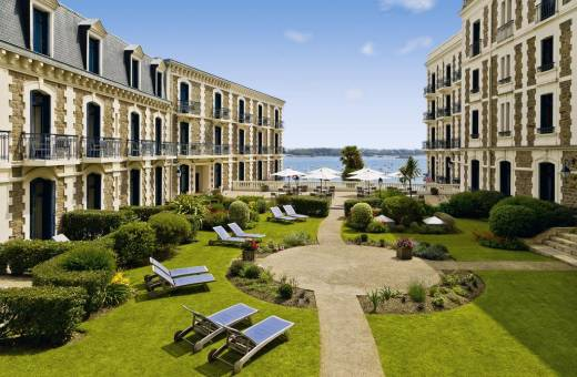 Hôtel Barrière Le Grand Hôtel Dinard - 5*