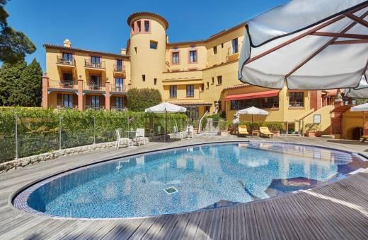 Hôtel Ermitage de l'Oasis - Domaine de Barbossi - 4*