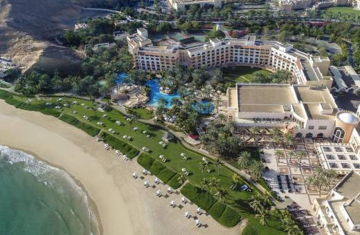 Shangri-La's Barr Al Jissah Resort & Spa -5*