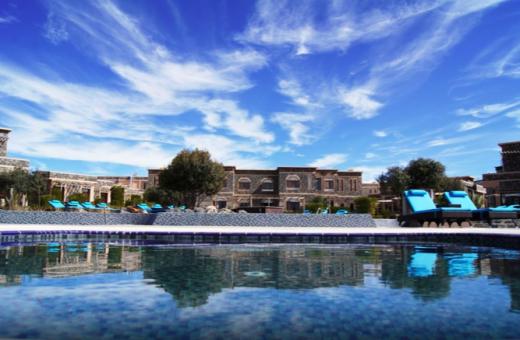 Sahab Hotel - 3*