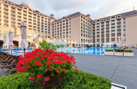 Melia Grand Hotel Hermitage - 5*