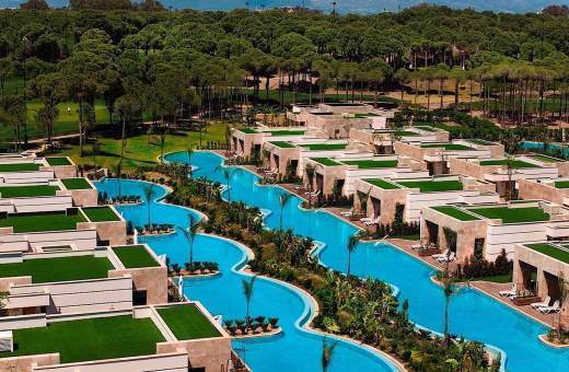 Regnum Carya Golf & Spa Resort, Belek - Cat 5*