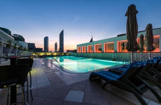 Crowne Plaza Abu Dhabi 5*