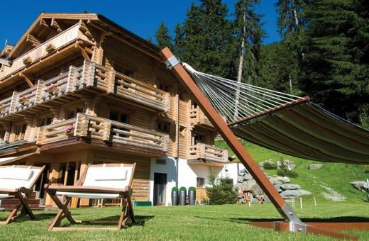 The Lodge à Verbier by Richard Branson