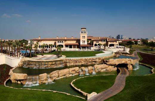 Jumeirah Golf Estates - Earth Course